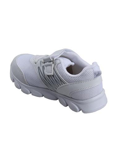 Cool 20-S12 Beyaz Erkek Çocuk Bebe Günlük Spor Ayakkabı Beyaz
